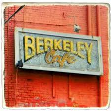 Berkeley Cafe